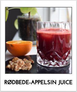 roedbede, appelsin, juice, saftpresser, spis efter saeson, gastroequation